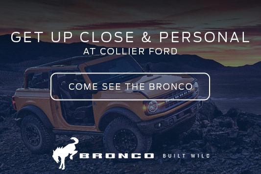 Bronco Demo