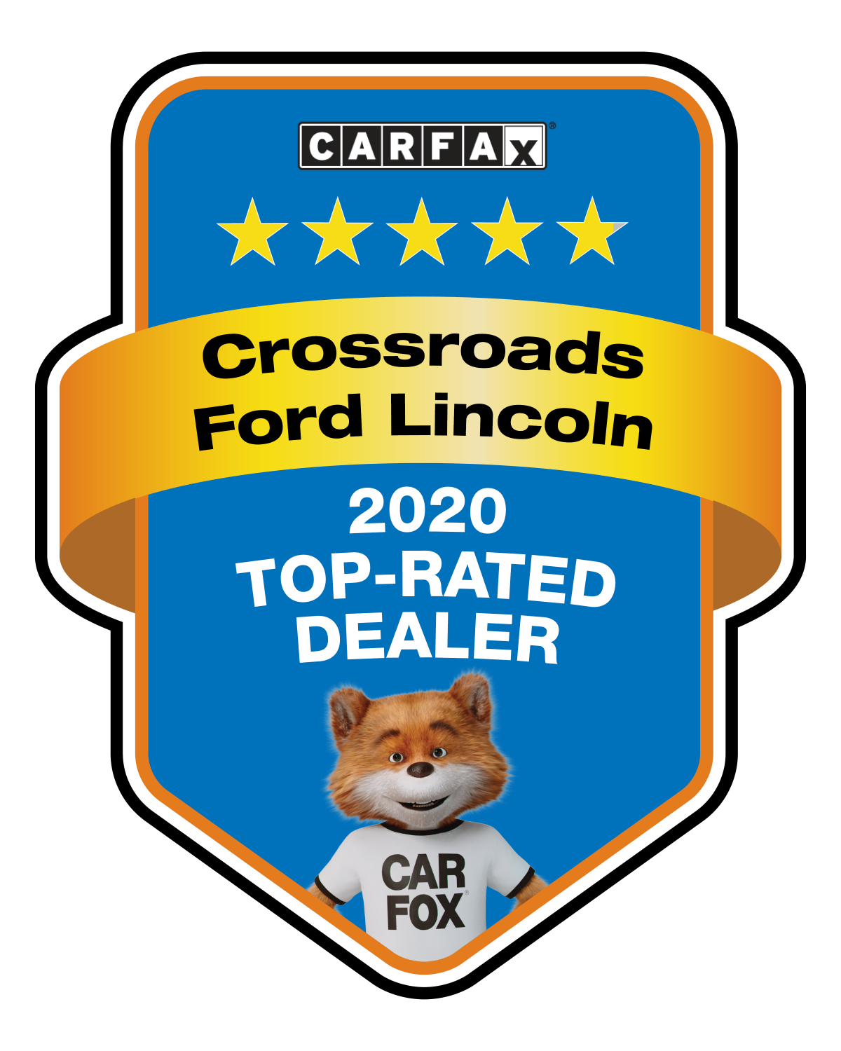 Crossraods Carfax Rated Lg