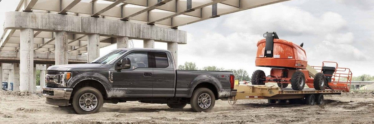 2018 Ford F-250 Engine Specs & Performance