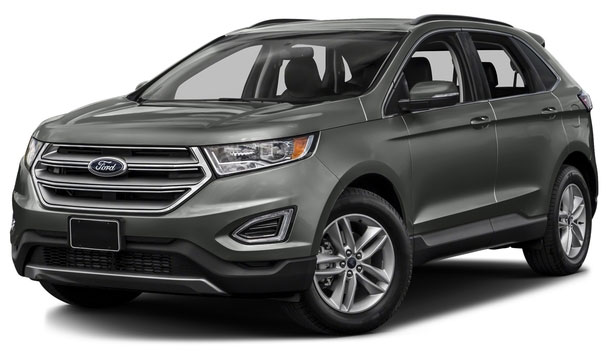 The  Ford Edge Offers A Spacious Interior Intuitive Infotainment System