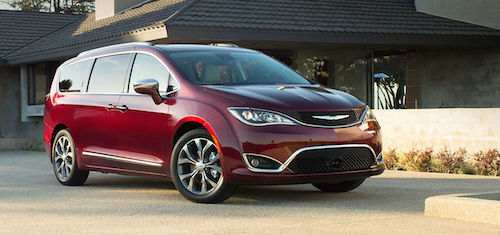 2017 Chrysler Pacifica New Twist On The Minivan