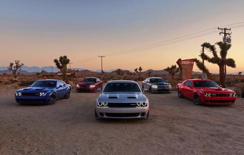 2019 Dodge Charger Models