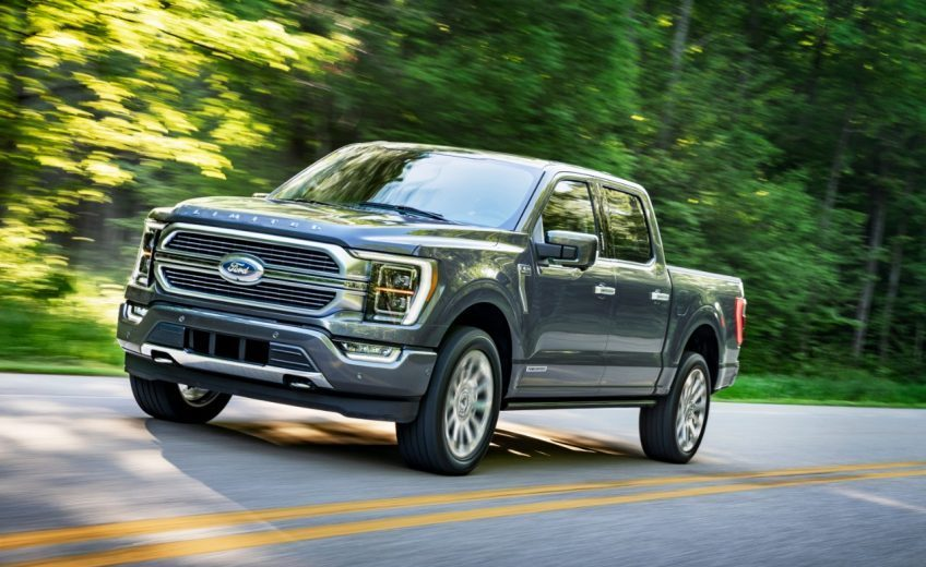All New F 150 011 1