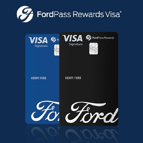 Ford Pass Visa