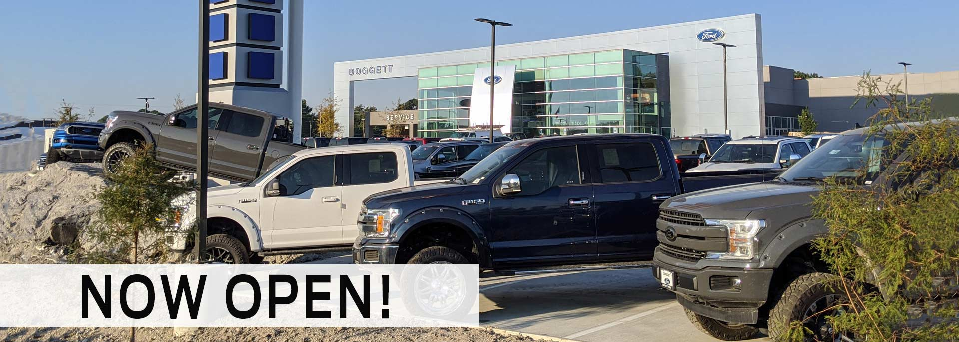 Doggett Ford New Dealership Now Open