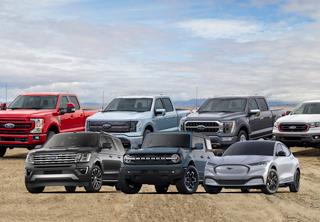 Start a custom vehicle order