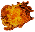 Flame Bullet Image Small