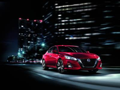 Nissan Altima City Night
