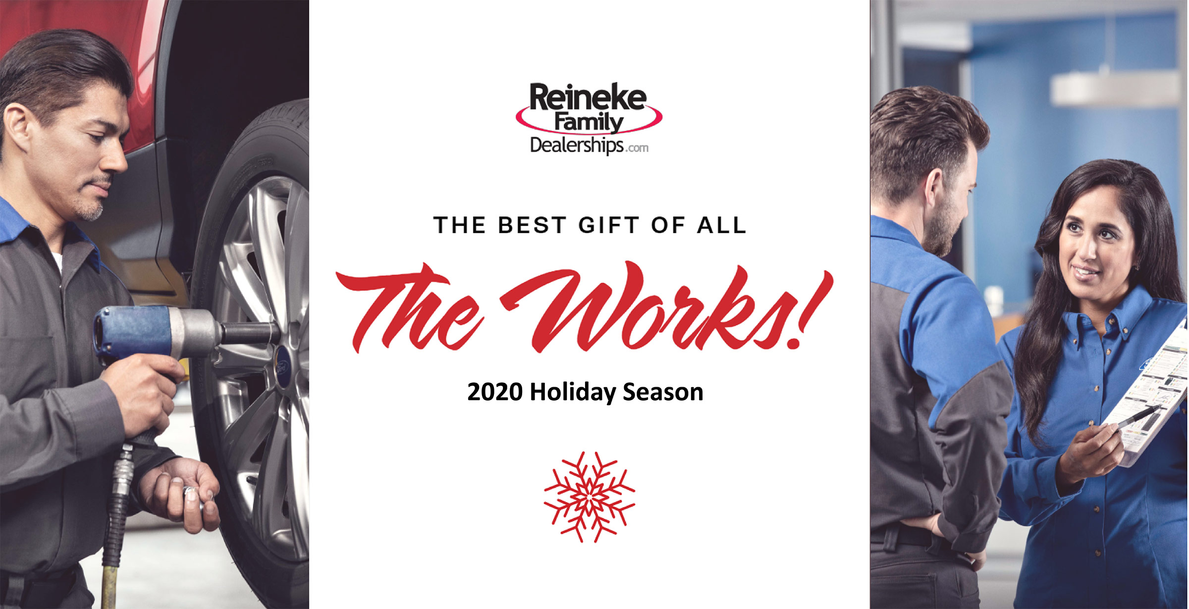 The Works Holiday Offer