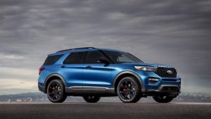 2020 Ford Explorer St 1280x720