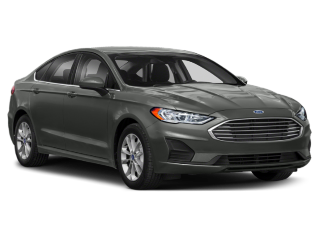 2020 Ford Fusion B