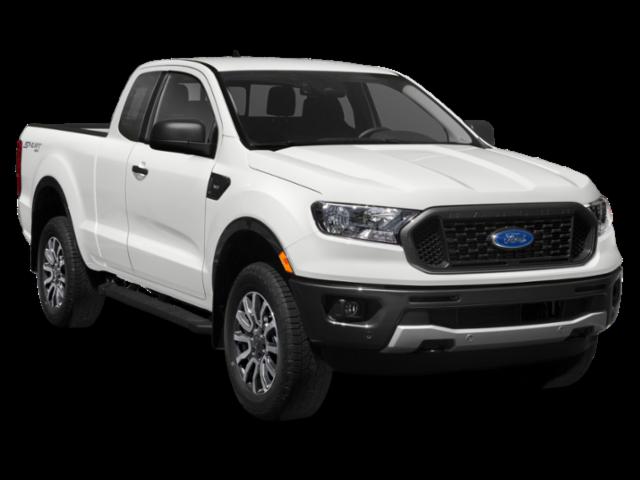 2020 Ford Ranger B