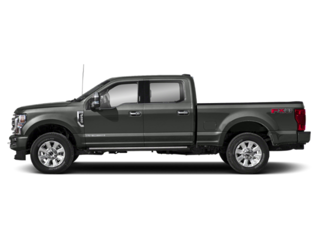2020 Ford Super Duty F 250 Side