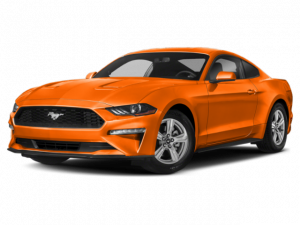 21 Ford Mustang