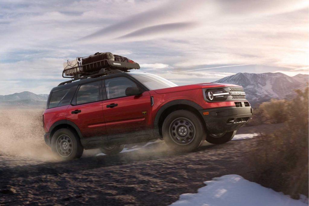 2021 Ford Bronco Sport | Los Angeles, CA