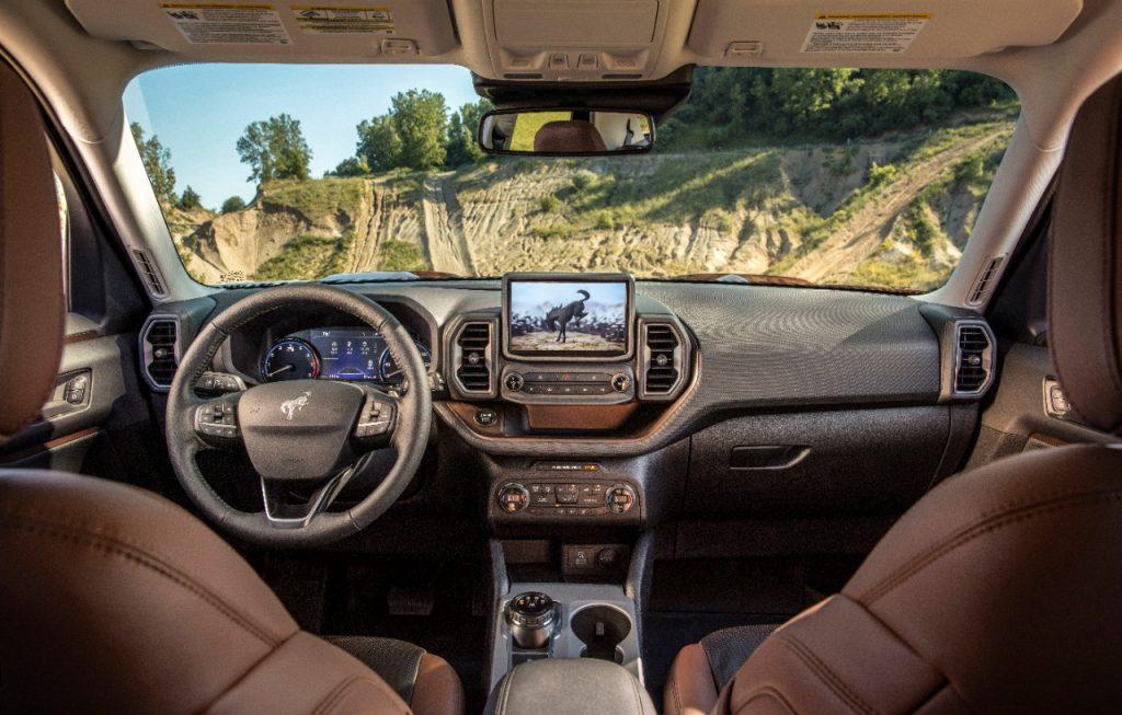 Bronco Sport Interior 03