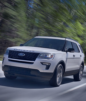 Pre-Owned Ford Vehicles near Los Angeles, CA