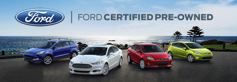 Certified Pre-Owned Ford in West Covina, CA