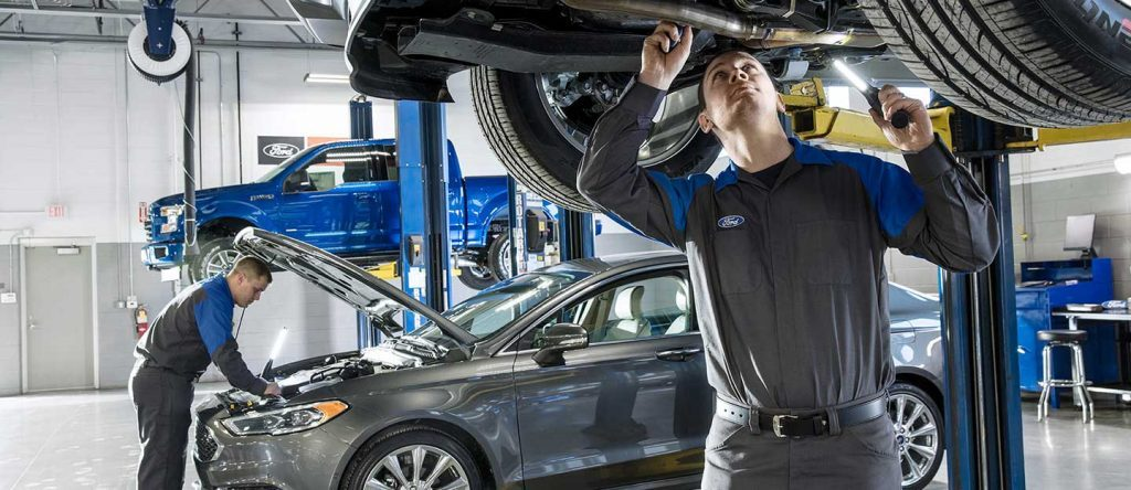 Ford Service & Repair | Los Angeles, CA