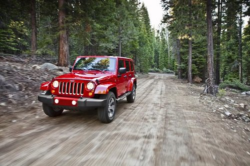 Jeep Dealership In Anderson IN Sales Lease Service Specials - Chrysler dealer indianapolis