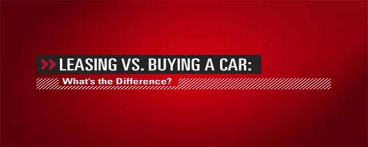 lease vs buy a car