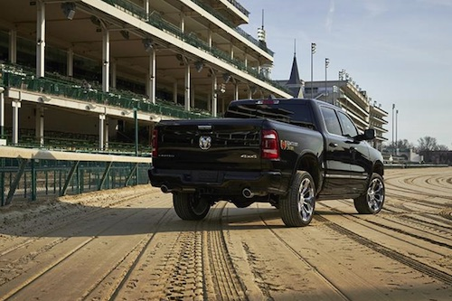 2019 Ram 1500 Kentucky Derby Edition