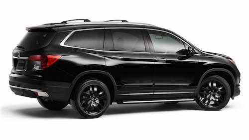 2016 Honda Pilot Atlanta Area Style Function Upgrades