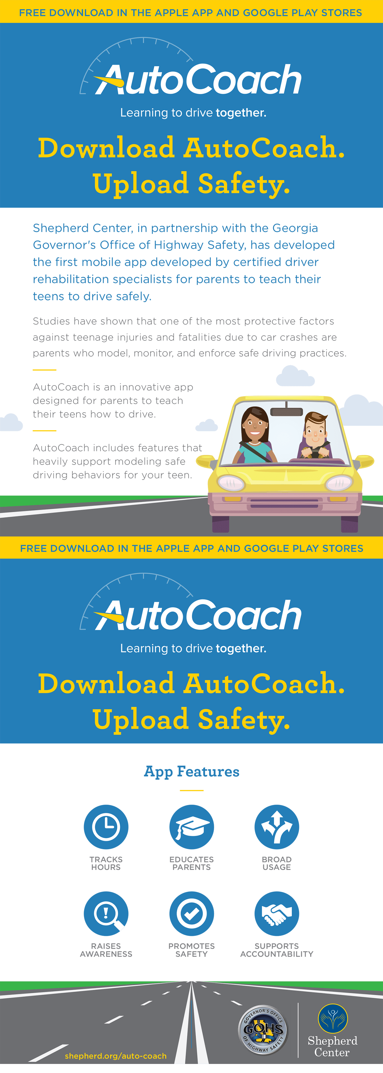 Autocoach Mobile App For Teen Driving Safety Ed Voyles Automotive