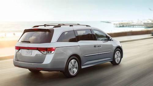 2016 Honda Odyssey Exceptional Value