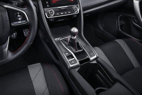 Honda Civic Si Gear Shift