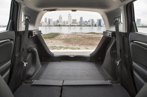 2017 Honda Fit Cargo