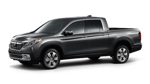 2017 Honda Ridgeline U2013 Atlanta Dealer Update