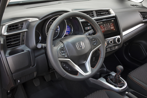 Honda Fit Dash