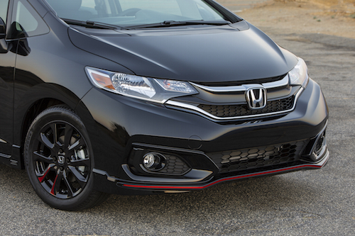 Honda Fit Grille