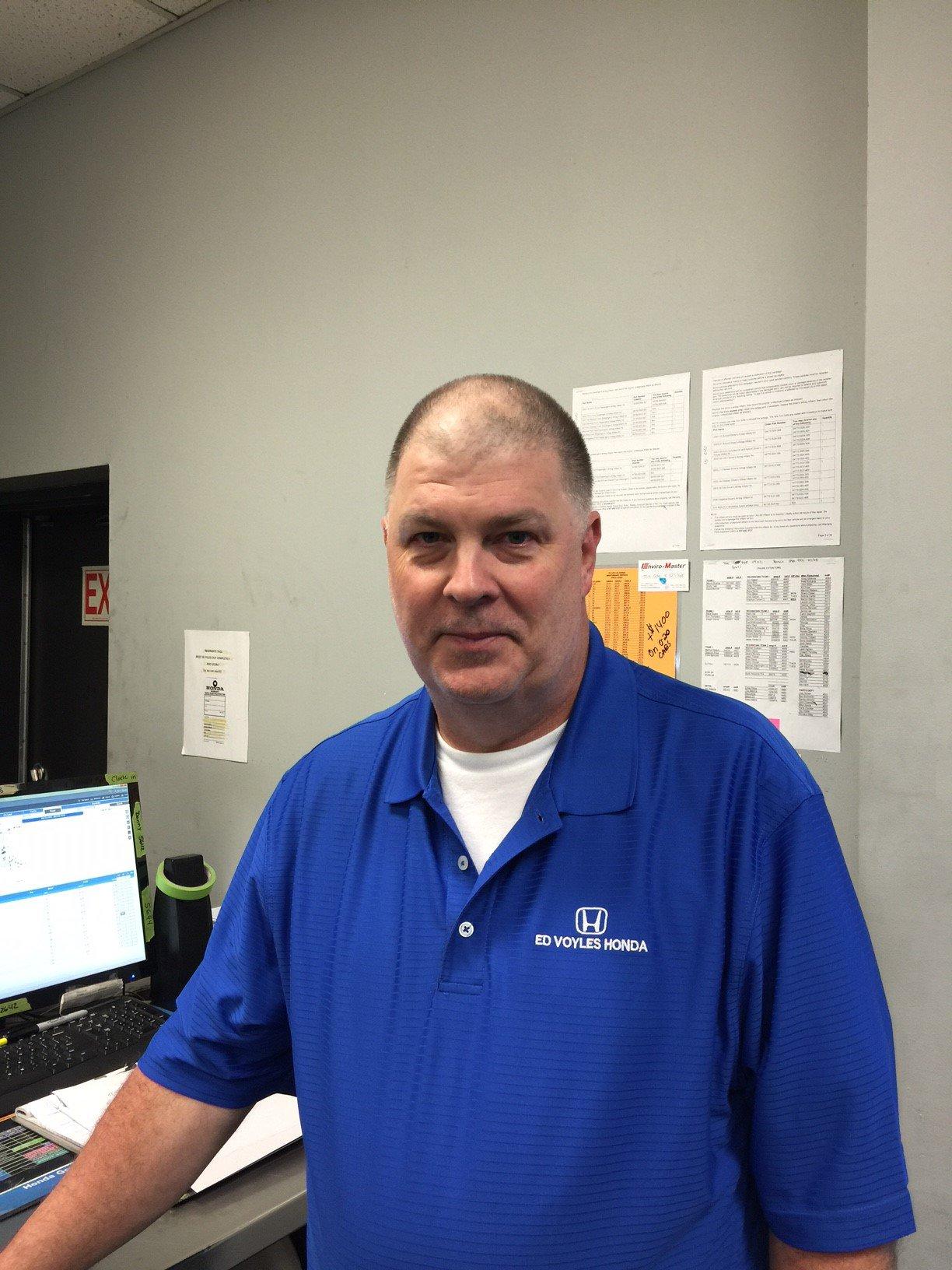 Meet The Ed Voyles Honda Staff - Auto Sales, Financing ...