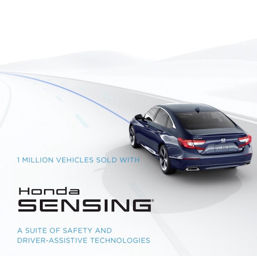 Honda Sensing Safety Features