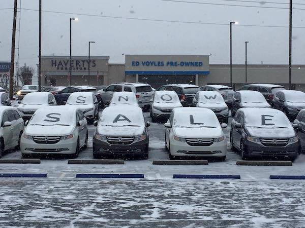 Ed Voyles Honda - Best Cars For Driving In Snow