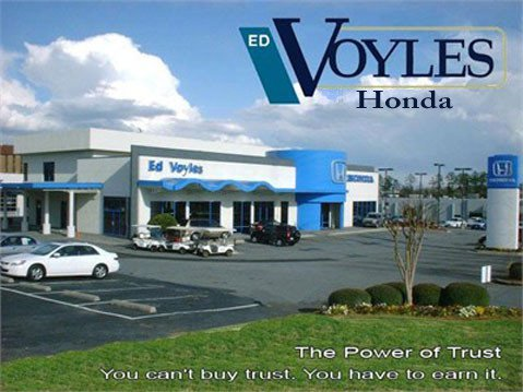 Our story ed voyles honda dealership serving atlanta ga for Honda dealership atlanta ga