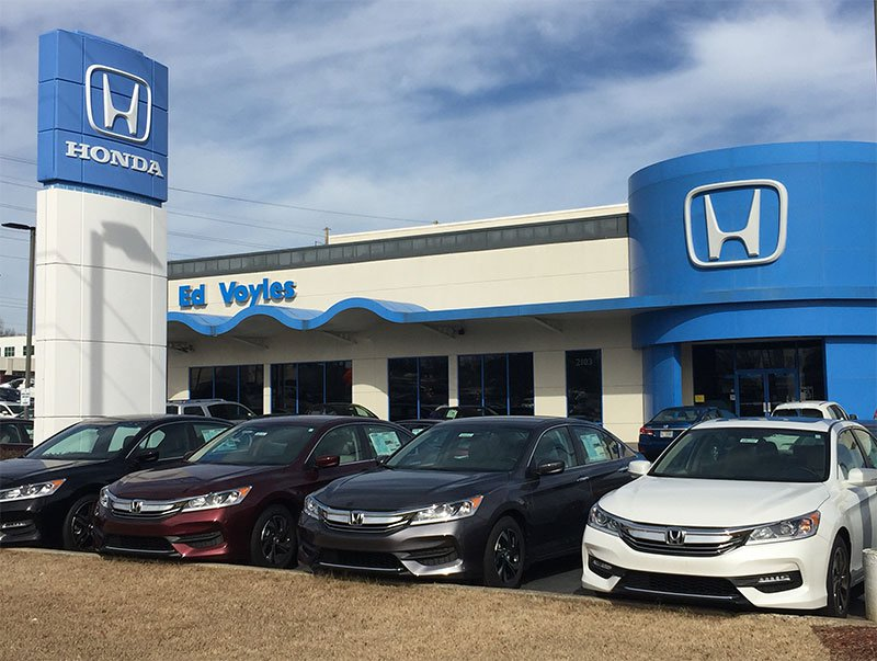 About Ed Voyles Honda Dealership - Honda Sales, Specials, Service
