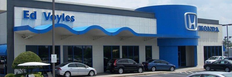 New Honda Sales Departt | Ed Voyles Sales Team Professionals