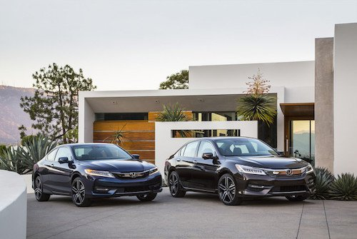 Honda Accord Wins 10best Cars Award For The 30th Time
