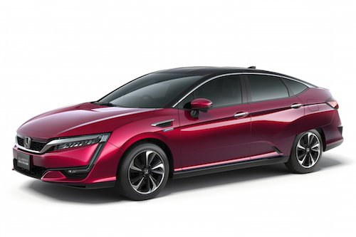 2017 Honda Clarity Fuel Cell Model