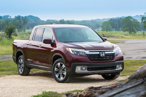 2018 Honda Ridgeline Dealer Review