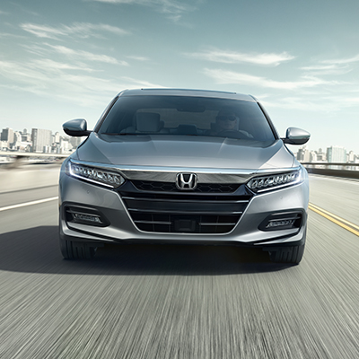 2019 Honda Accord Front