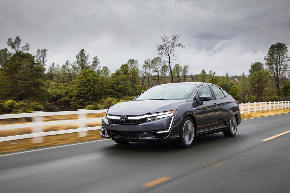 2021 Honda Clarity Plug In Hybrid