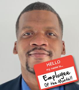 Calvin Employeeofthemonth