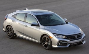 Honda Civic 1