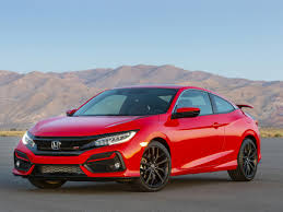 Honda Civic Red1