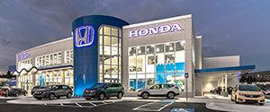 Ed Voyles Honda