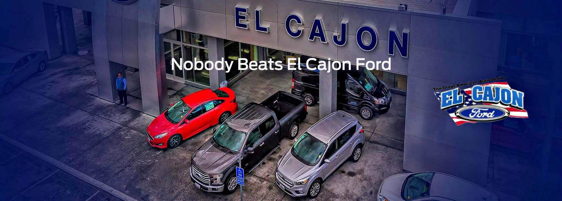 Ford Dealership Near San Diego Ca El Cajon Ford